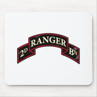 75th Ranger 2nd Battalion Mousepad