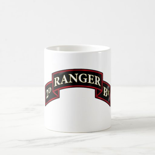 75th Ranger 2nd Battalion Coffee Mug