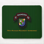 75th Ranger Regiment - Airborne Mousepad