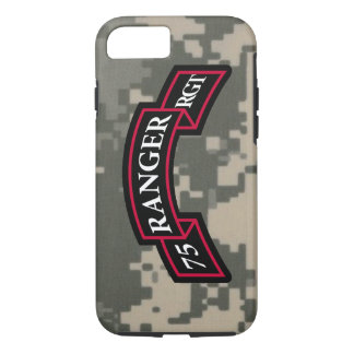 "75th Ranger Regiment ""Army Digital Camo"" iPhone 7 Case"