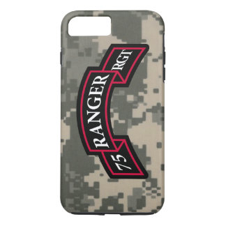 "75th Ranger Regiment ""Army Digital Camo"" iPhone 7 Plus Case"