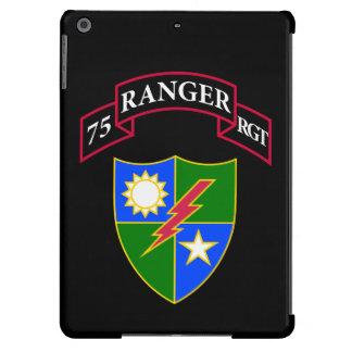 75th Ranger Regiment Black Case For iPad Air