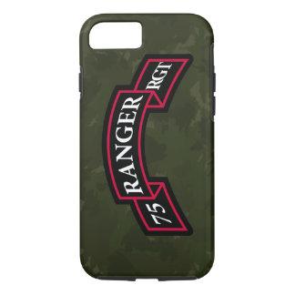 "75th Ranger Regiment ""Dark Green Camo"" iPhone 7 Case"