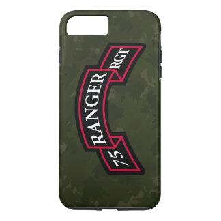 """75th Ranger Regiment """"Dark Green Camo"""" iPhone 7 Plus Case"""