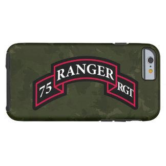 "75th Ranger Regiment ""Dark Green Camo"" Tough iPhone 6 Case"