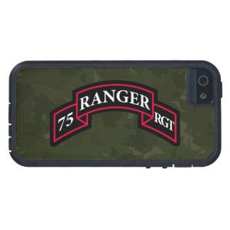 "75th Ranger Regiment ""Dark Green Camo"" Tough Xtreme iPhone 5 Case"
