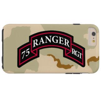 "75th Ranger Regiment ""Desert Camo"" Tough iPhone 6 Plus Case"