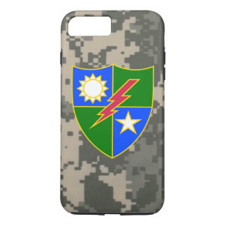"75th Ranger Regiment DUI ""Army Digital Camo"" iPhone 7 Plus Case"