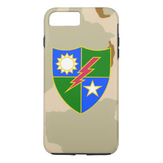 "75th Ranger Regiment DUI ""Desert Camo"" iPhone 7 Plus Case"