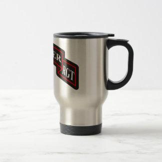 75th Ranger Regiment Stainless Steel Travel Mug