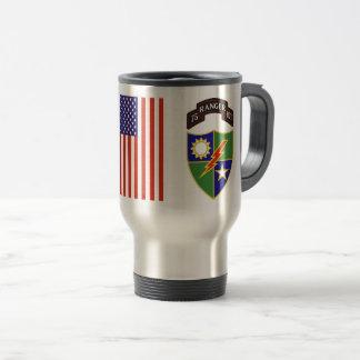 75th Ranger Regiment Two-Tone Mug