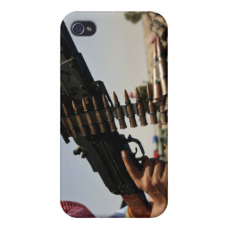 762 mm rounds lie on the truck iPhone 4 case