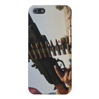 762 mm rounds lie on the truck iPhone 5 cover