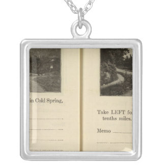 76669 Cold Spring Nelsonville Silver Plated Necklace
