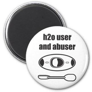 76_user 6 cm round magnet