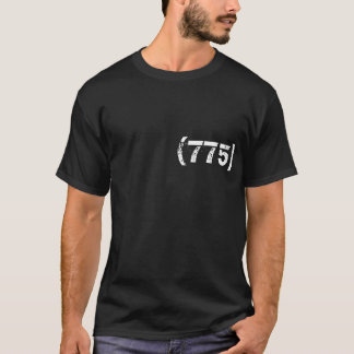 (775), NEVADA T-Shirt
