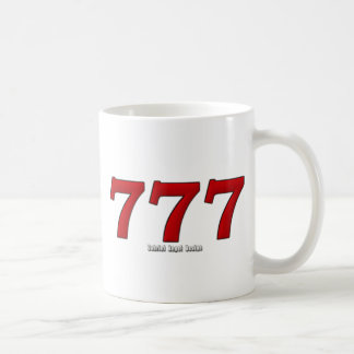 777 BASIC WHITE MUG