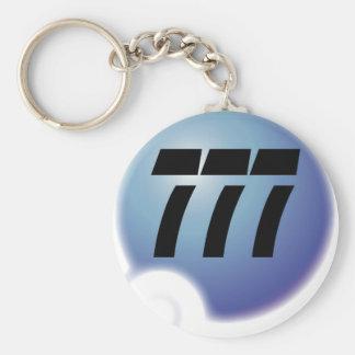 777 sur bulle key ring
