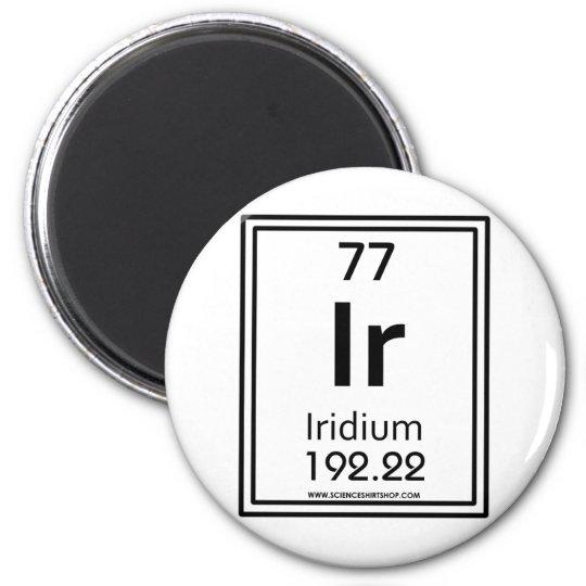 77 Iridium Magnet