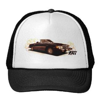 77 mercedes trucker hat