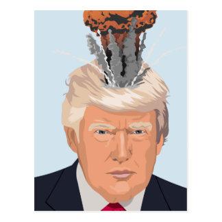 77 Minute Brain Fart Postcard