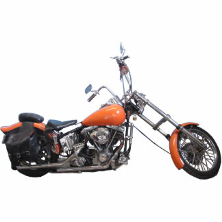 77 Shovelhead Photo Sculpture