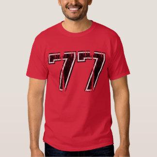 77 T SHIRT