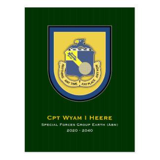 77th SFG-A 1 Postcards