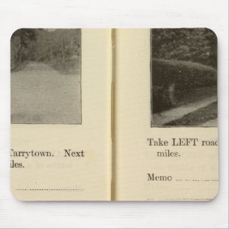 78285 Tarrytown, Ossining Mouse Mat