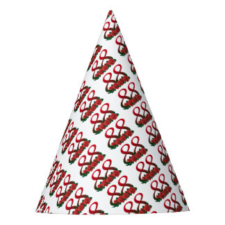 78  78th birthday anniversary number party hat