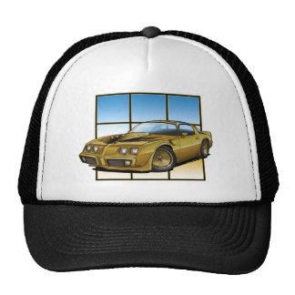 78-81 SE Trans Am Mesh Hat