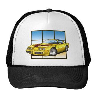 78-81 Trans Am Trucker Hats