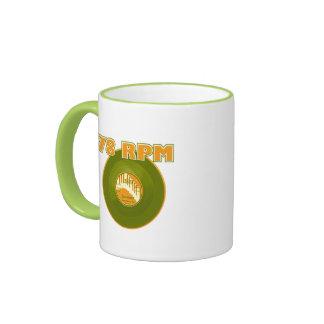 78 RPM 1929 Record Ringer Mug
