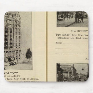 79496 Hotel Wolcott Broadway at 31st & 42nd Mouse Pad