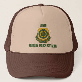 795th, Military Police Battalion Trucker Hat