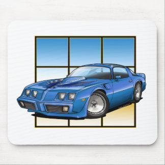 79-81 Trans Am Mouse Mat