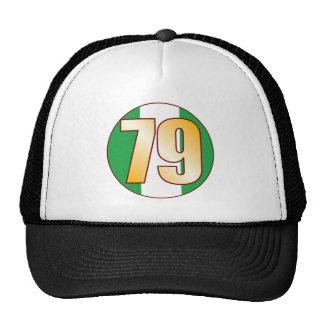 79 NIGERIA Gold Cap
