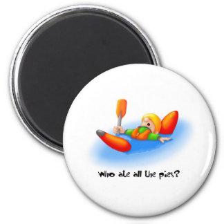 79_pies 6 cm round magnet