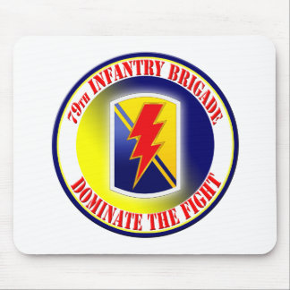 79th Infantry Brigade Combat Team 001 Mousepad