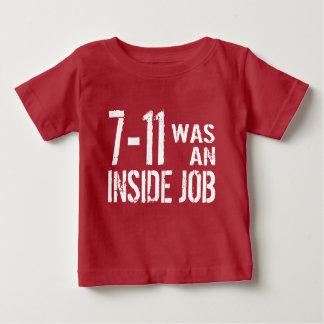 7-11 Inside Job Tees