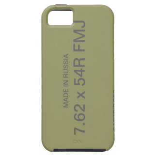 7.62X54R FMJ AMMO iPhone Case