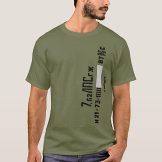 7.62X54R spam can T-Shirt
