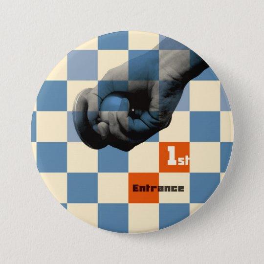 7.6cm Can batch [Russian Avant-gardee] 7.5 Cm Round Badge