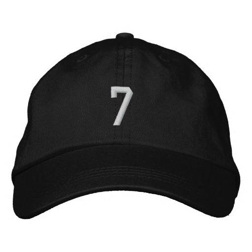 7 BASEBALL CAP