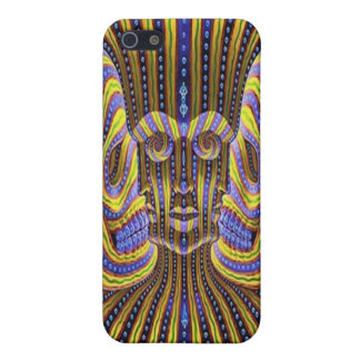 7 Faces Illusion Iphone Case iPhone 5 Cover