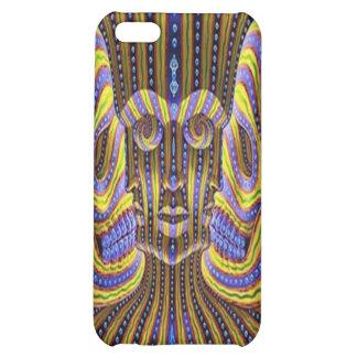 7 Faces Illusion Iphone Case iPhone 5C Case