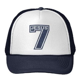 7 Jesus Jean's Mesh Hat