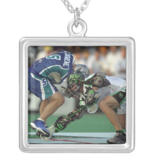 7 Jun 2001:  Paul Cantabene #5  Baltimore Silver Plated Necklace