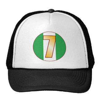 7 NIGERIA Gold Cap