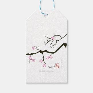 7 sakura blossoms with pink bird, tony fernandes